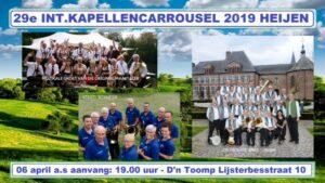 kapellencaroussel 2019 Die Original Maastaler