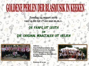 Die Original Maastaler Keeken 2019