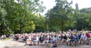 Forstgarten Kleve Die Original Maastaler